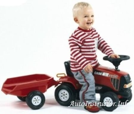 Особенности управления транспортным средством категории «Е»